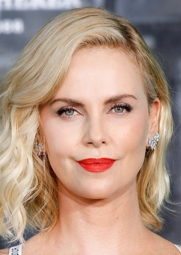 Charlize Theron as Mountain Lion in Voices of the Animal Kingdom