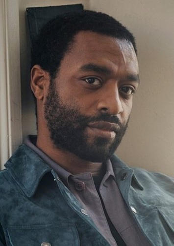 Chiwetel Ejiofor as The Operative in Firefly