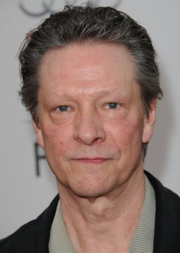 Chris Cooper as Mr. Tony the Lobster in Louis the Crab