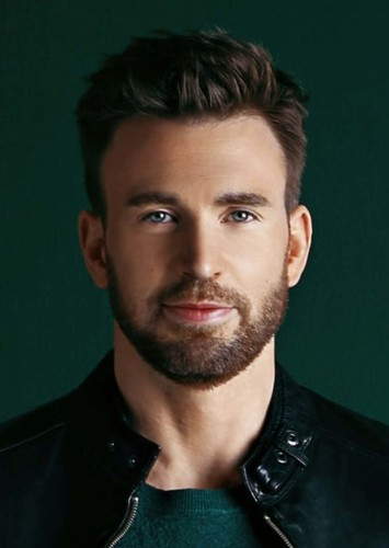 Chris Evans as Shadow in Sonic X (Live Action)