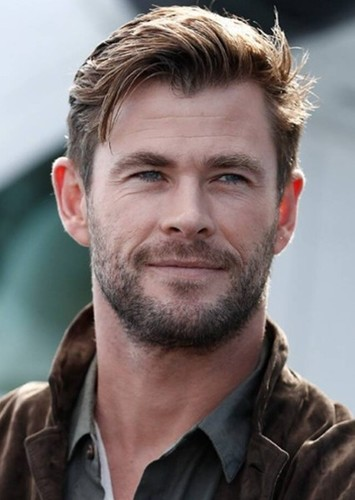 Chris Hemsworth as Thor Odinson in A Smoothieverse Chronicle- Thor