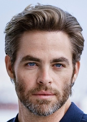 Chris Pine as King Mendanbar in Enchanted Forest Chronicles