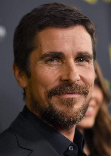 Christian Bale as Wolf in Voices of the Animal Kingdom