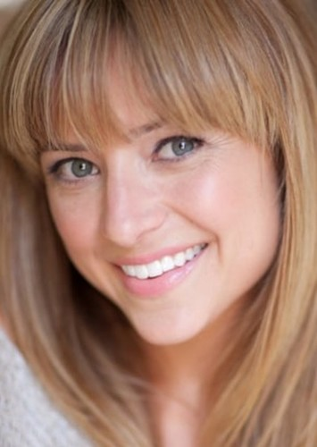 Christine Lakin as Karen Jackson in I'm Part of the Movie Crew