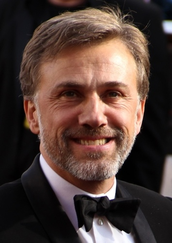 Christoph Waltz as Abraham Van Helsing in Dracula