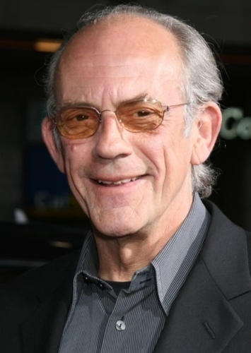 Christopher Lloyd as Prof. Hubert J. Farnsworth in Futurama