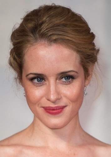 Claire Foy as Elizabeth II in Royals