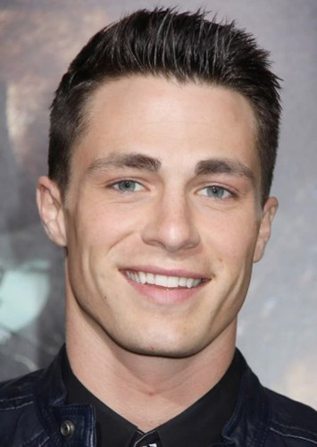 Colton Haynes as Superboy in Superfamily and Villains