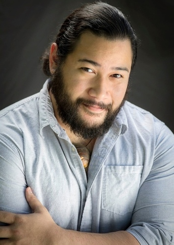 Cooper Andrews as Milo Dobson in Armada