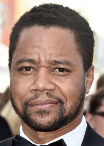 Cuba Gooding Jr. as John Terrell in Kung Pao Soul Food