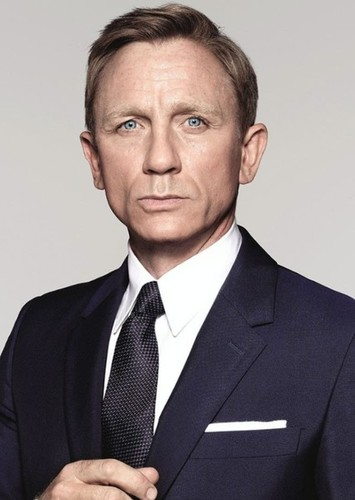 Daniel Craig as Richard Attenborough in Steve McQueen Biopic