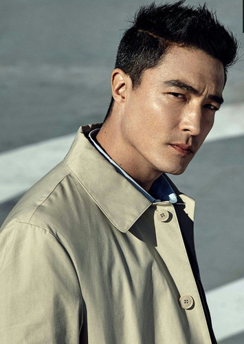 Daniel Henney as Ryan Choi in The Flash (Arrowverse)