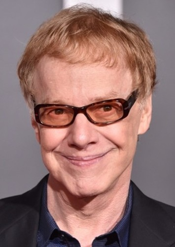 Danny Elfman as Composer in Haunting - Starring Polterguy