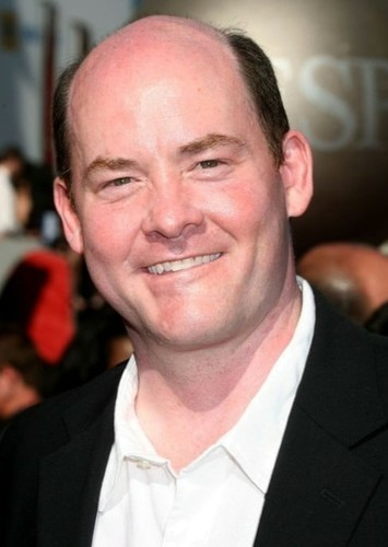 David Koechner as General Shanker Saunderson in Escape from Planet Earth