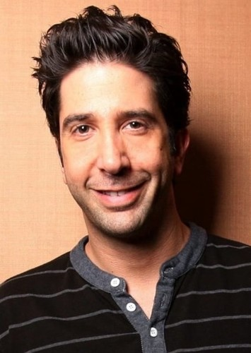 David Schwimmer as Ryan the Crab in Louis the Crab