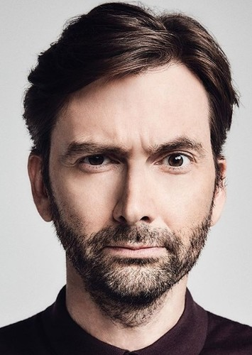 David Tennant as The Riddler in DC Villains