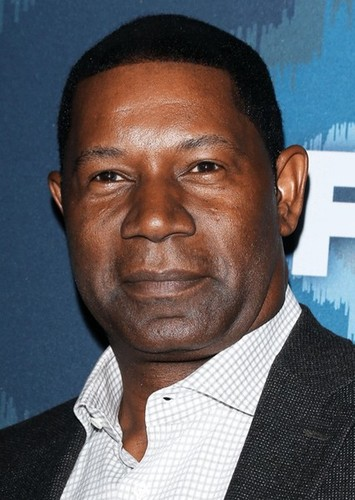 Dennis Haysbert as Captain Paul Carson in Bulletproof Clash