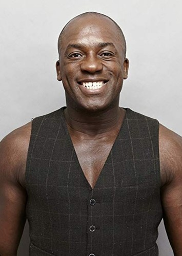 Deobia Oparei as Sergeant Gannon Destroyer Roark in A Smoothieverse Chronicle- Tomb Raider