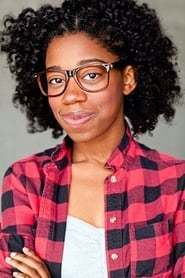 Diona Reasonover as Ian Johnson in Utopia [American Remake]
