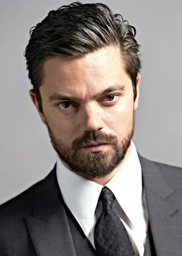 Dominic Cooper as Iron Man in Earth's Mightiest Heroes