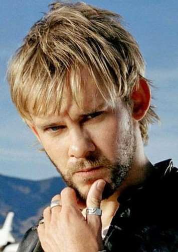 Dominic Monaghan as Rincewind in Discworld