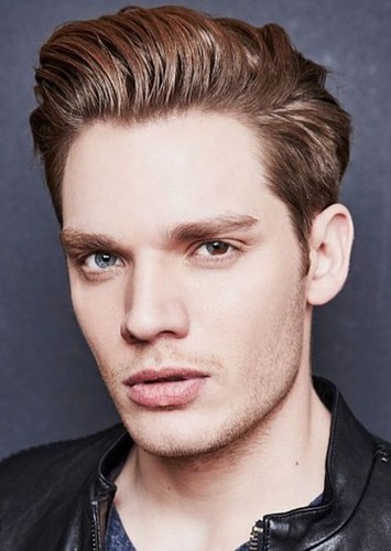 Dominic Sherwood as Rio Pacheco in Jem