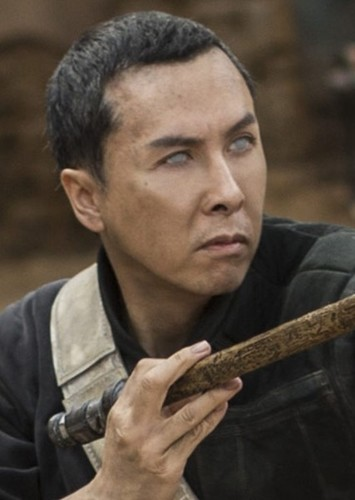 Donnie Yen as Michael Han in Kung Pao Soul Food