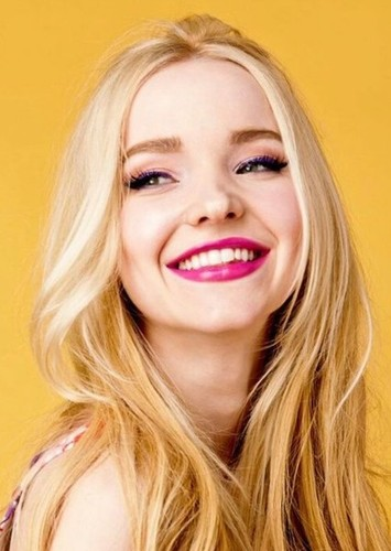 Dove Cameron as Skye in Power Rangers PAW Patrol