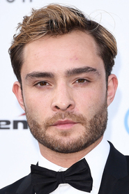 Ed Westwick as Bertrand Beaumont in The royal romance