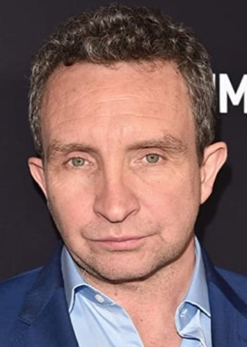 Eddie Marsan as Donald Pleasance in Steve McQueen Biopic