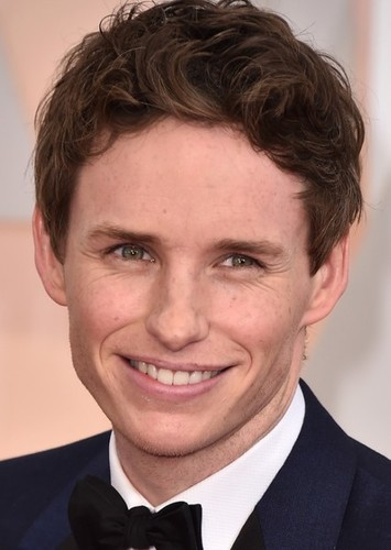 Eddie Redmayne as Chiron in Percy Jackson and the lightning thief