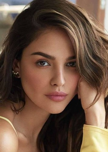Eiza González as Catwoman in Batgirl