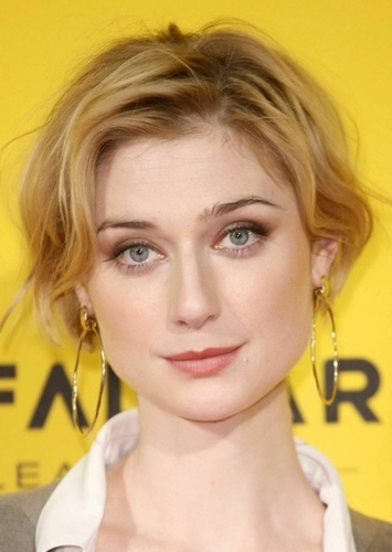 Elizabeth Debicki as Aurora Lynch in The Raven Cycle