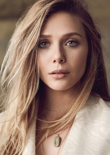Elizabeth Olsen as Scarlet Witch in Marvel Universe