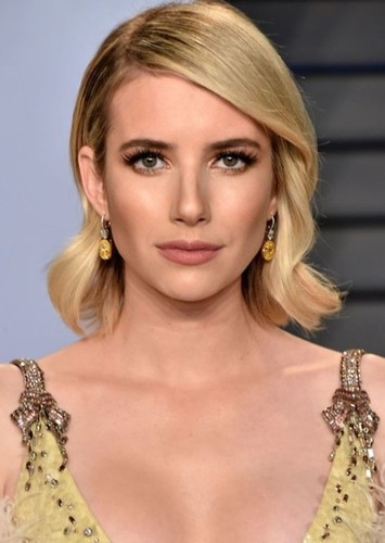 Emma Roberts as Christine Everheart in Iron Man (2018)