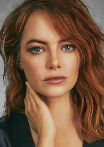 Emma Stone as Barbara Grayson in Batman: Gotham's End