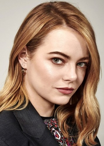 Emma Stone as Olivia in The royal romance