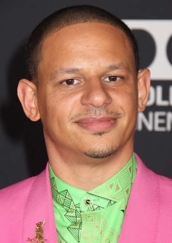 Eric André as Wolf Sanchez in Fairy tells