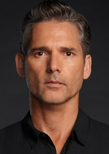 Eric Bana as Mongul in Superfamily and Villains