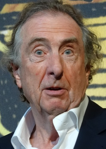 Eric Idle as James in Thomas and Friends: The Mystery of the Golden Solar Birch