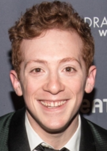 Ethan Slater as Princeton in Avenue Q