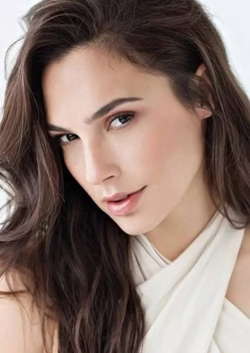 Gal Gadot as Wonder Woman in DCEU Rebirth
