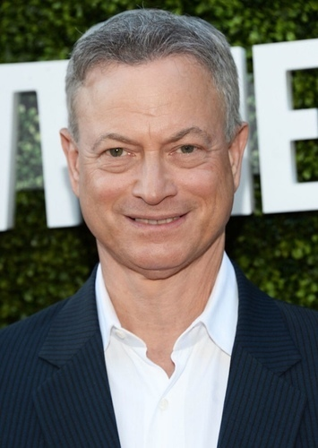 Gary Sinise as Queen Tuya in The Prince of Egypt (Gender Swap)