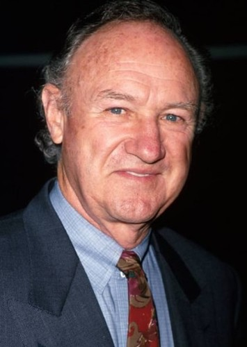 Gene Hackman as Roy the Humpback Whale in Whales the Movie