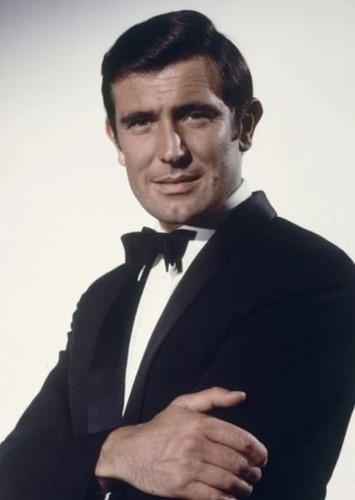 George Lazenby as Second James Bond in 20th Century Perfect Classic Movie Casting: AKA Barry Allen's Original Timeline