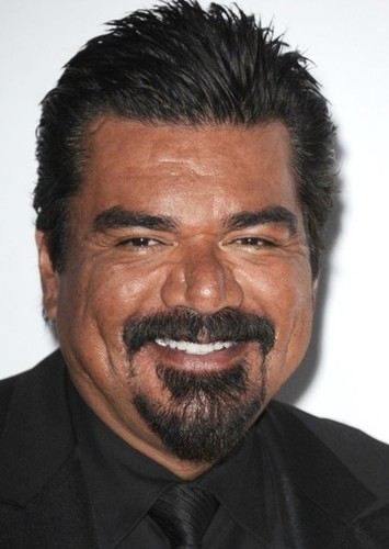 George Lopez as Chuck the Lobster in Louis the Crab