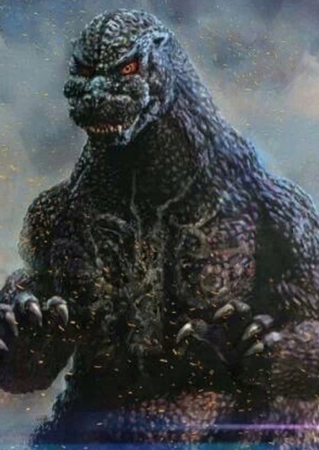 Godzilla as Godzilla (CGI) in Cartoon All-Stars to the Rescue (Epic Version)