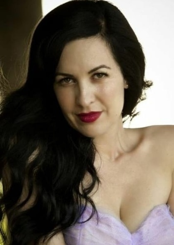 Grey DeLisle as Theresa in Class of the Titans (L.A. voice cast)