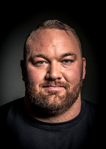 Hafþór Júlíus Björnsson as Aleksei Sytsevich in Spider-Man (The Perfect Movie)