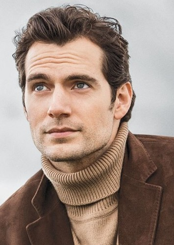 Henry Cavill as Superman in DCAU (Live Action)